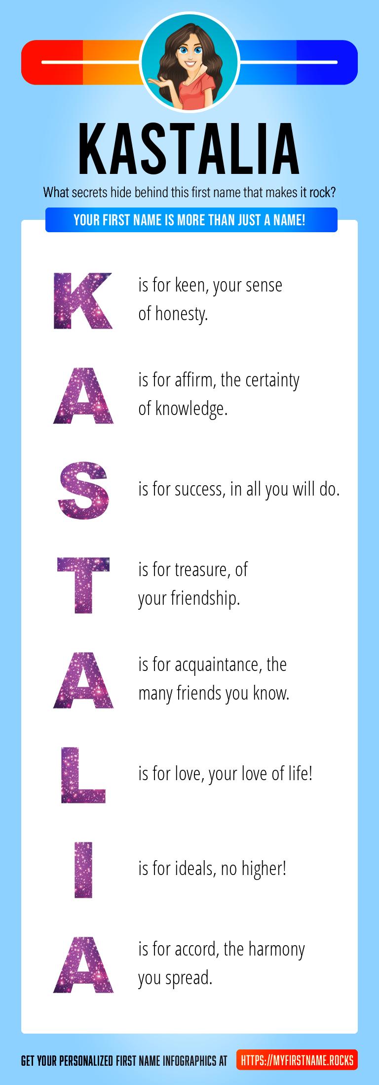 Kastalia Infographics
