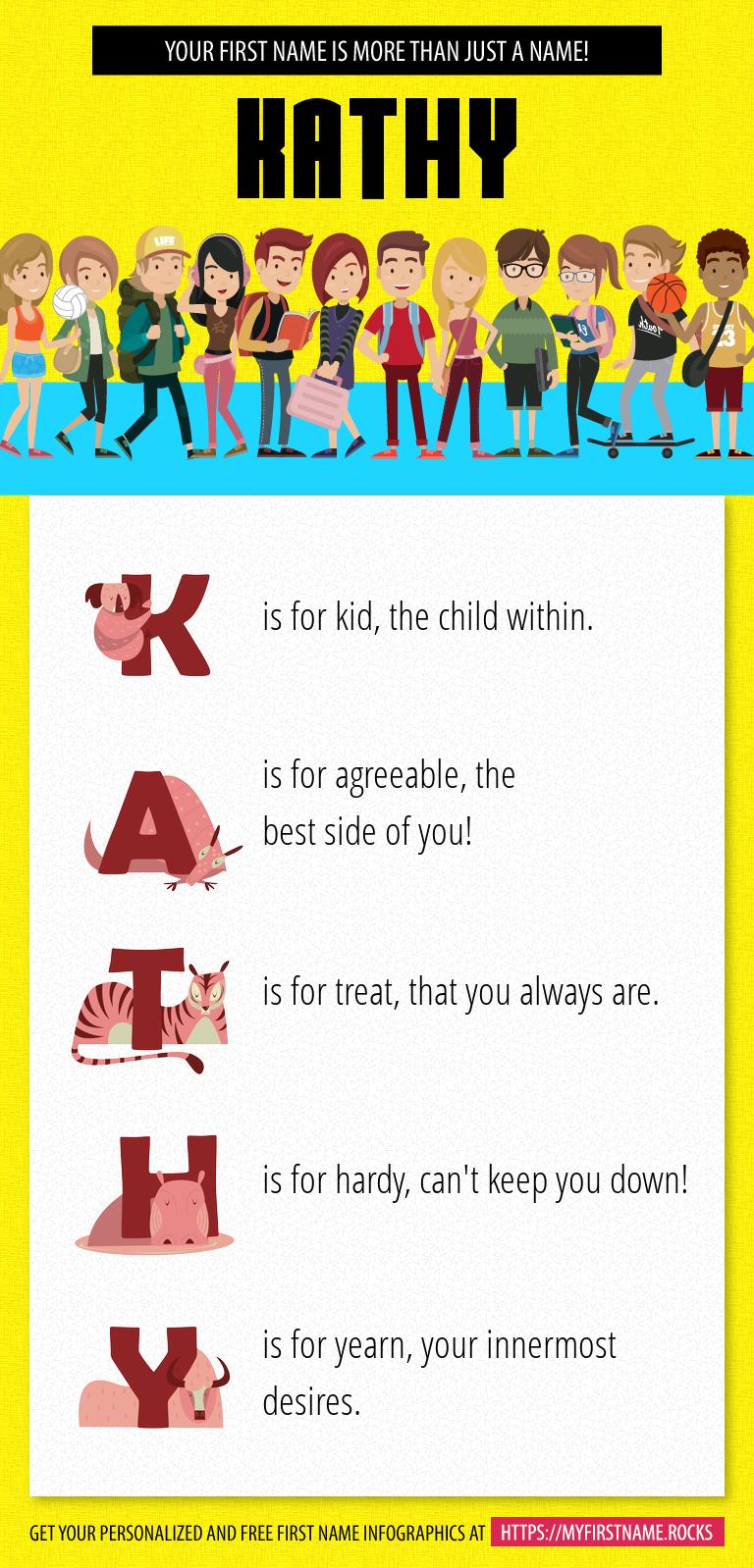 Kathy Infographics
