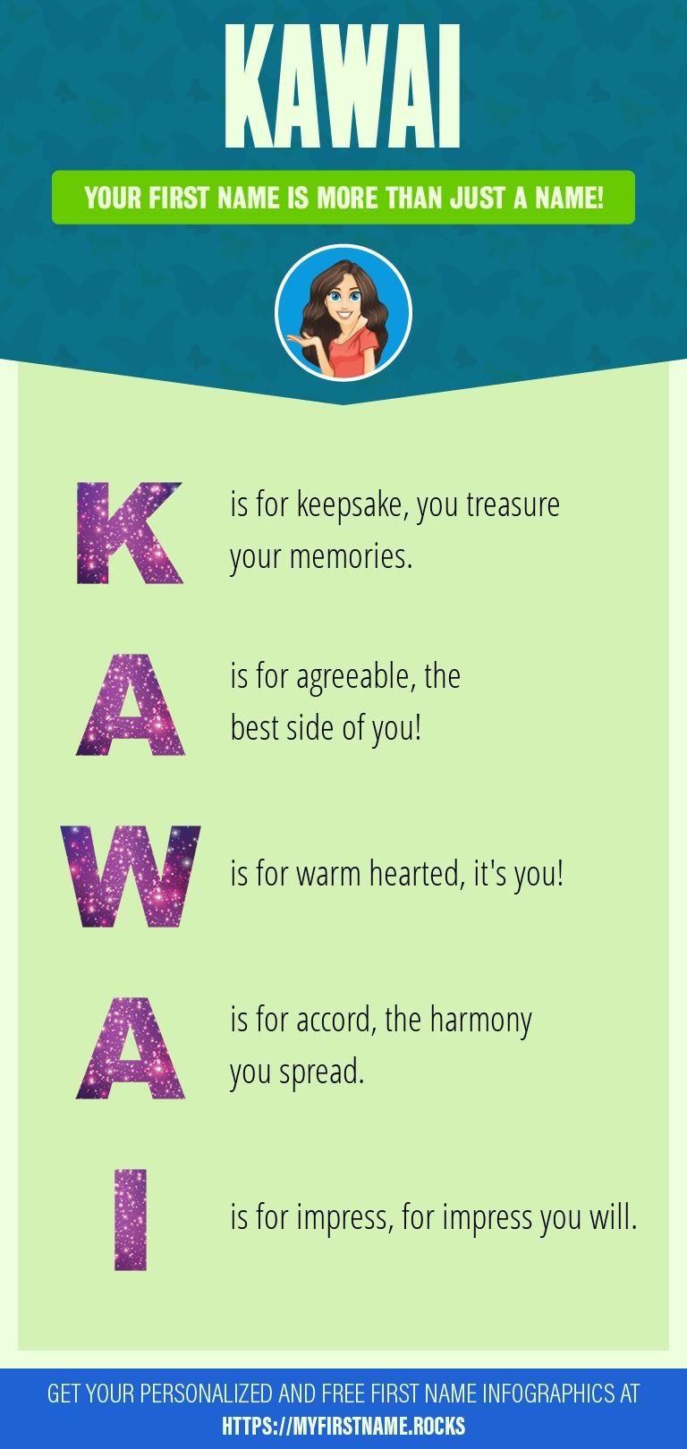 Kawai Infographics