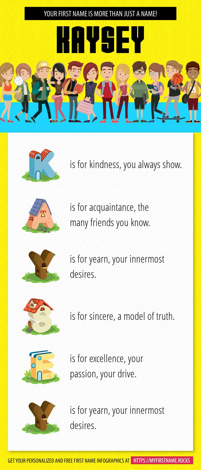 Kaysey Infographics