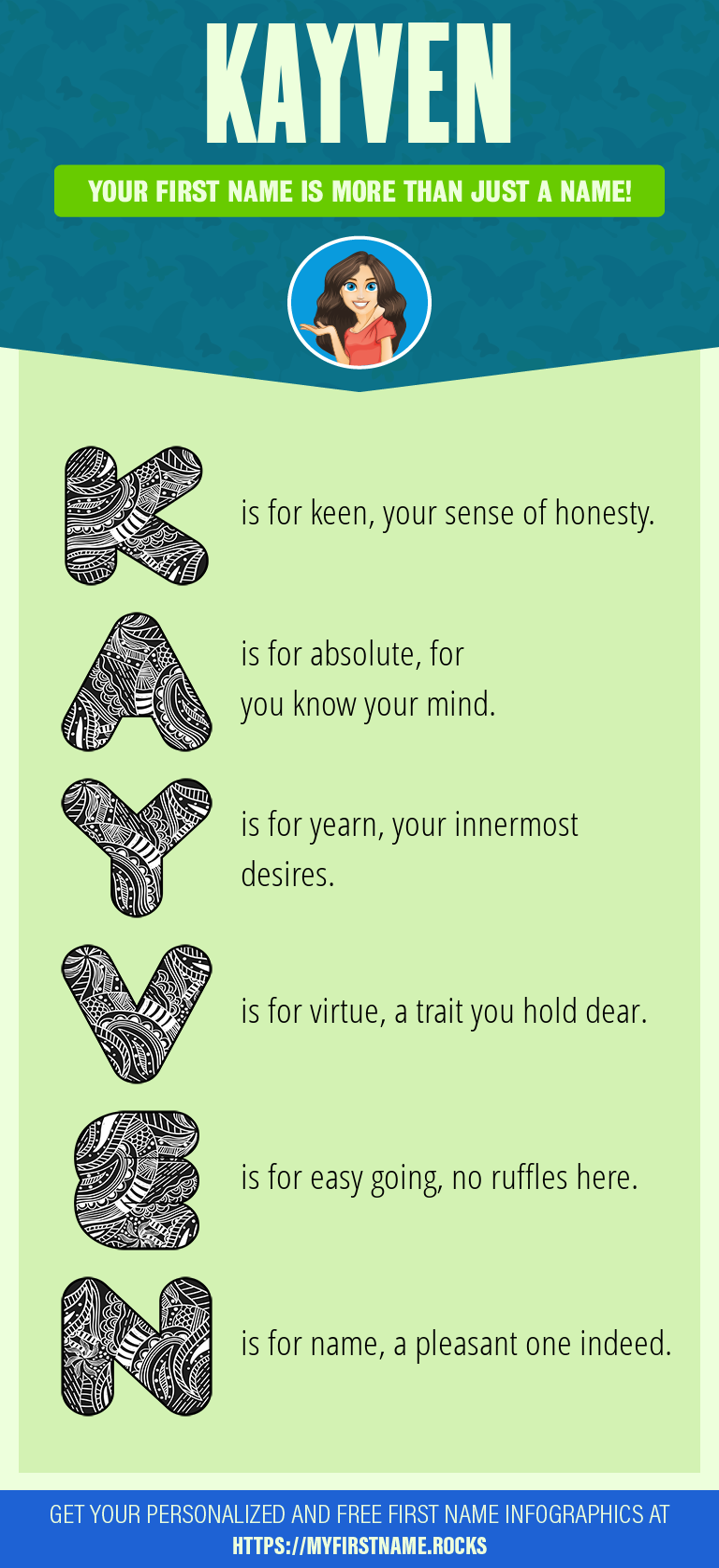 Kayven Infographics