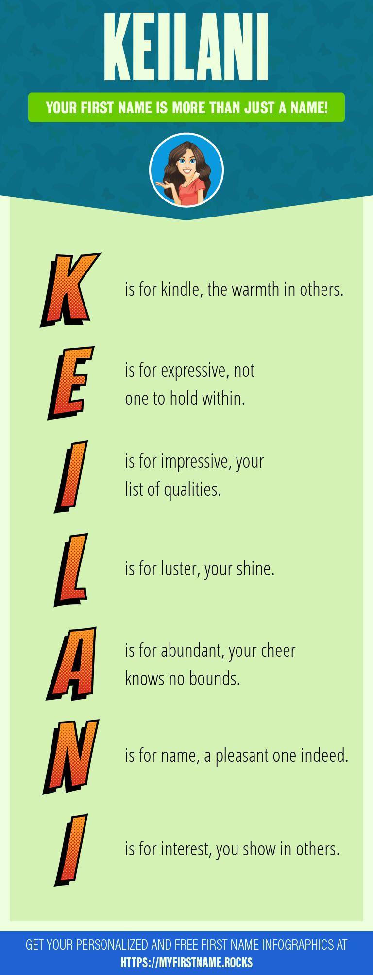 Keilani Infographics