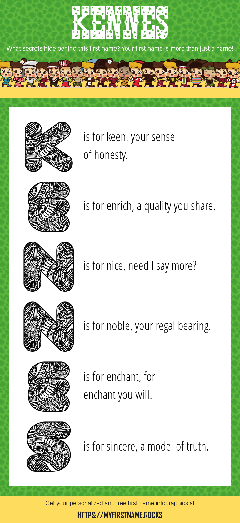 Kennes Infographics