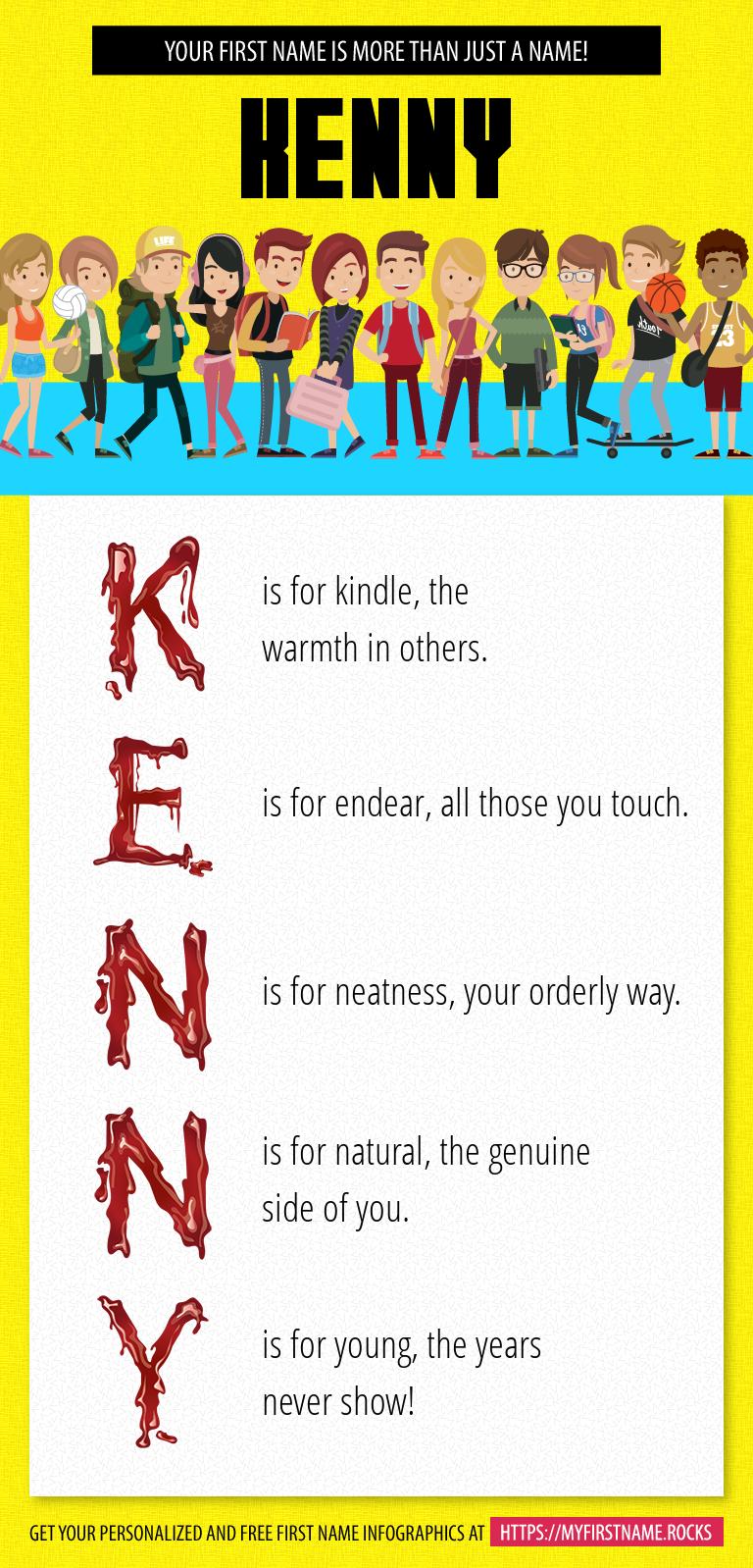 Kenny Infographics