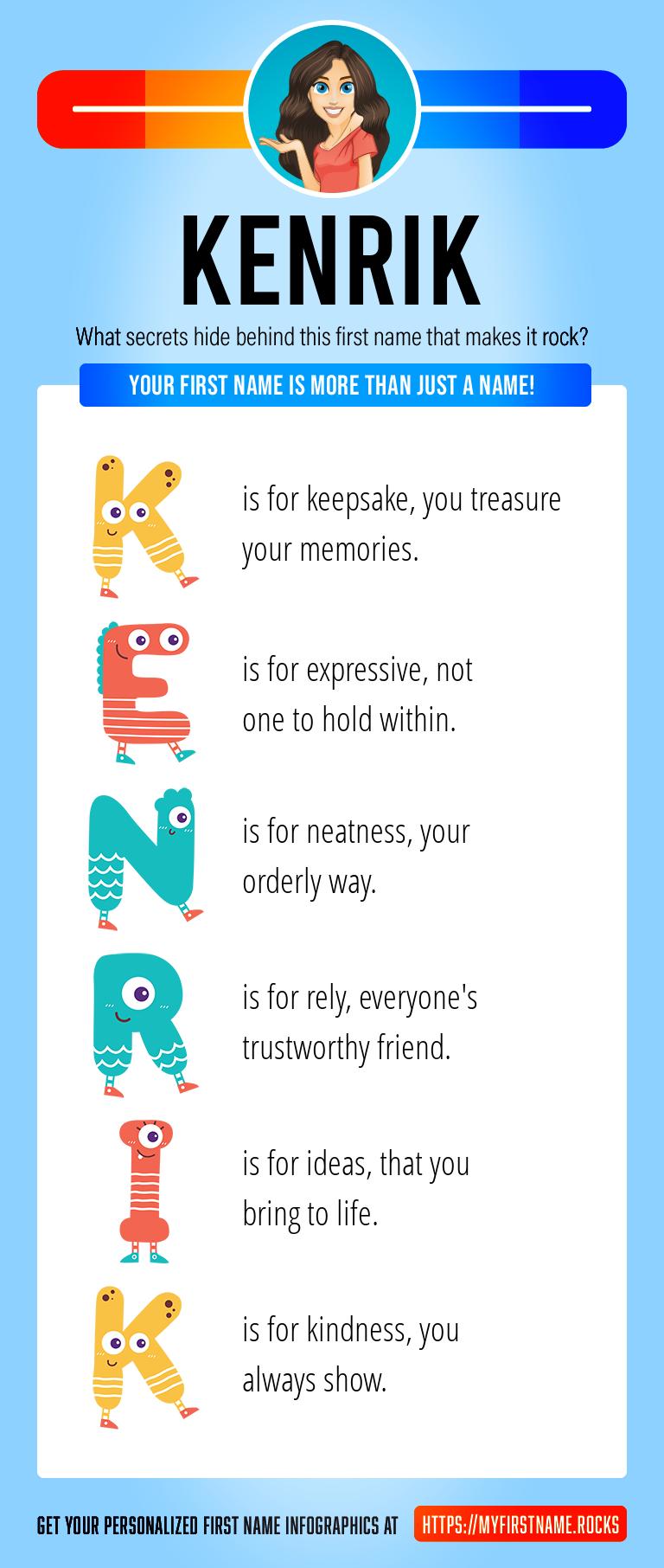 Kenrik Infographics