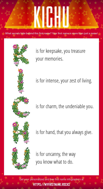 Kichu Infographics