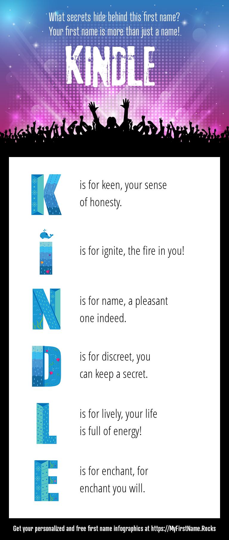 Kindle Infographics