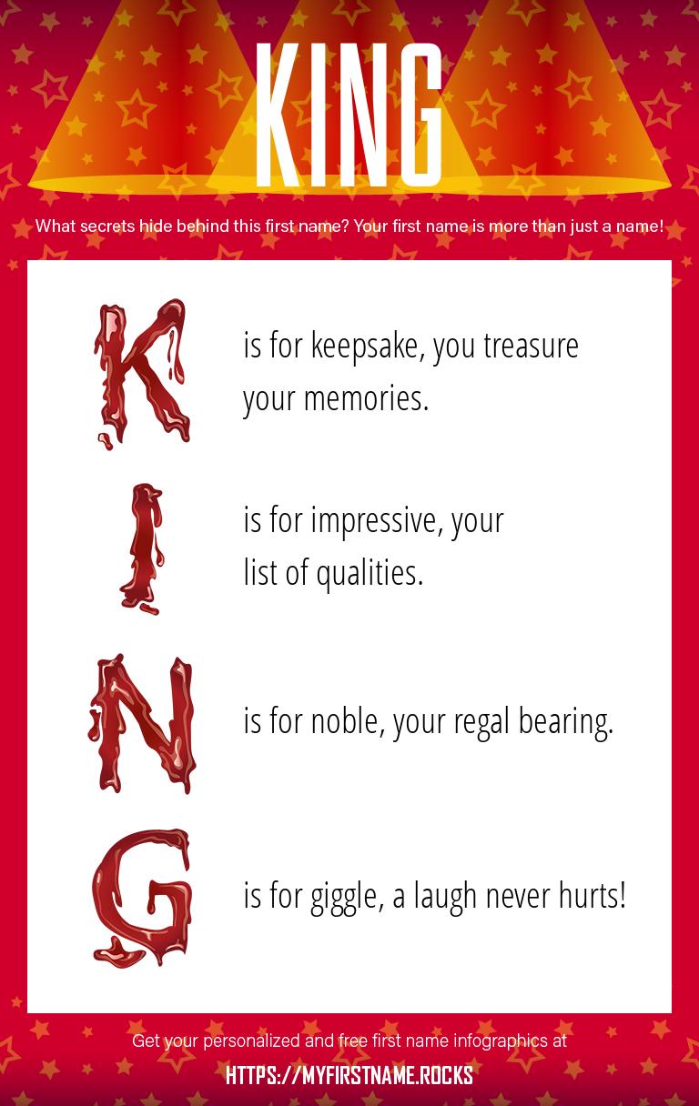 King Infographics