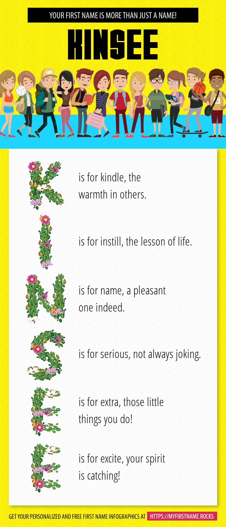 Kinsee Infographics