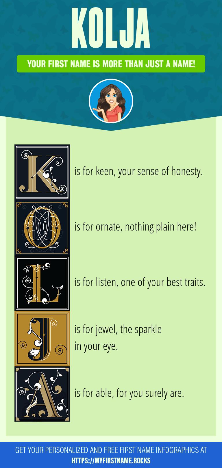 Kolja Infographics