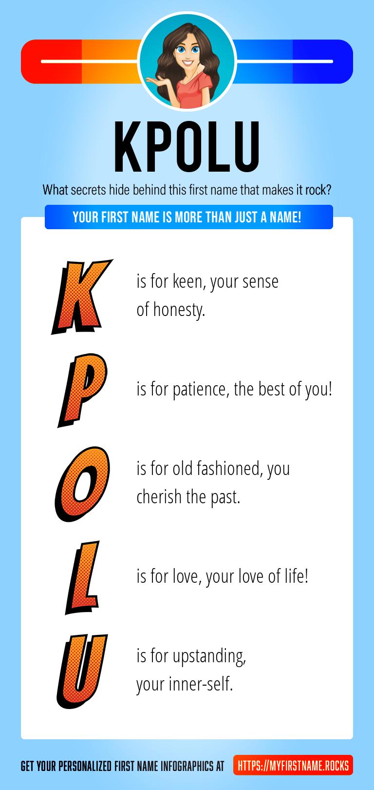 Kpolu Infographics
