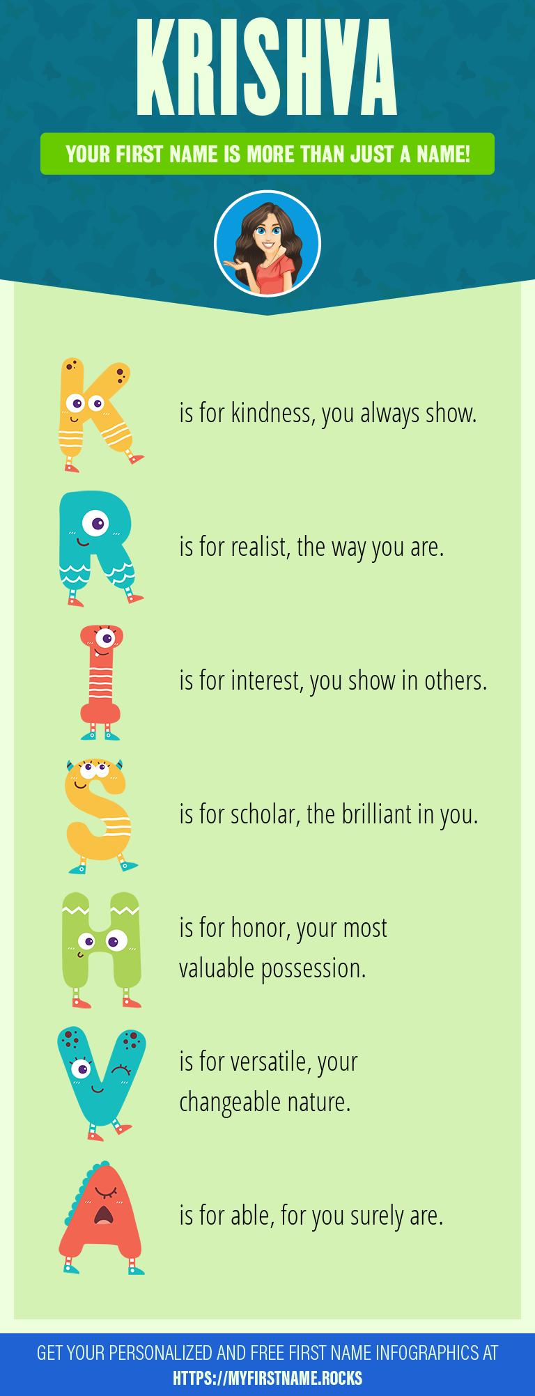 Krishva Infographics