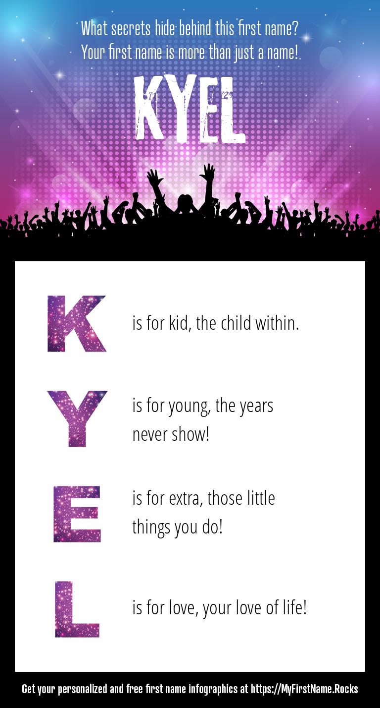 Kyel Infographics