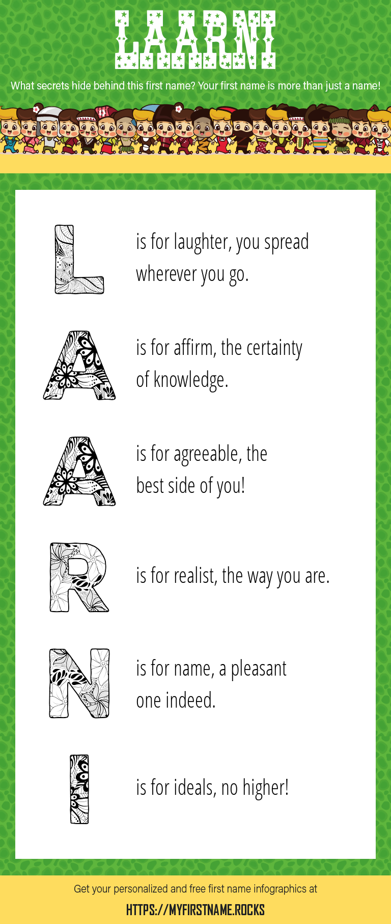 Laarni Infographics