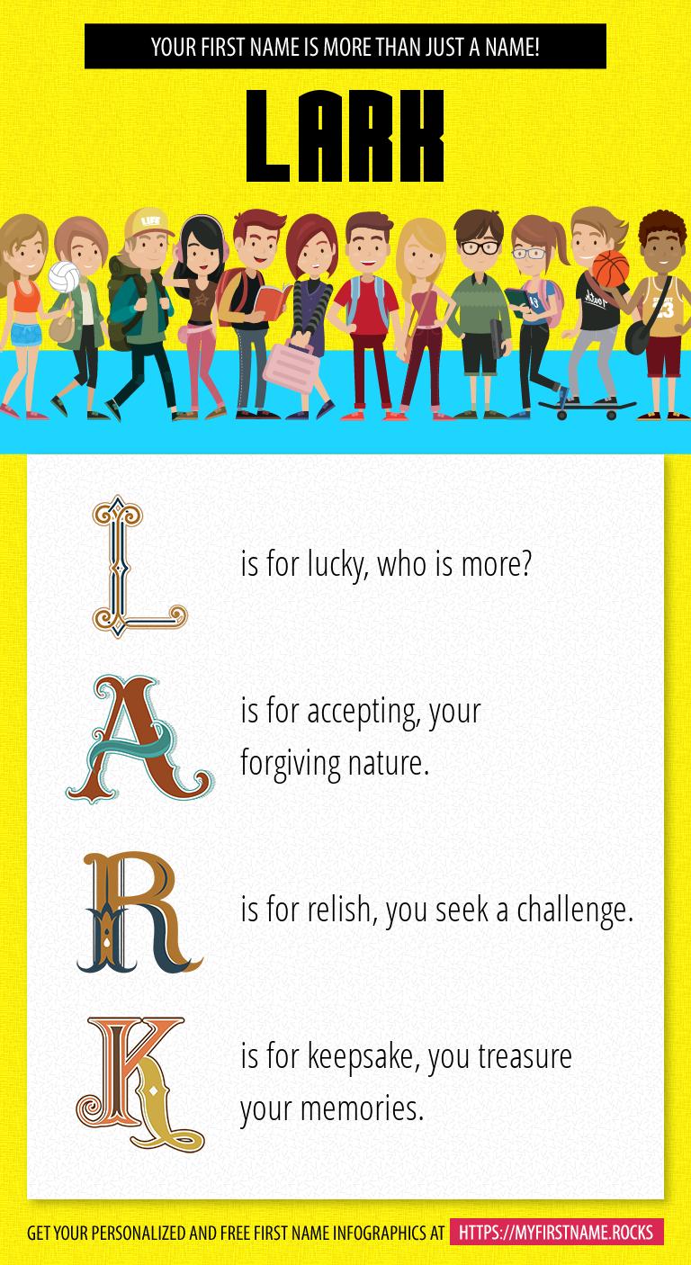 Lark Infographics