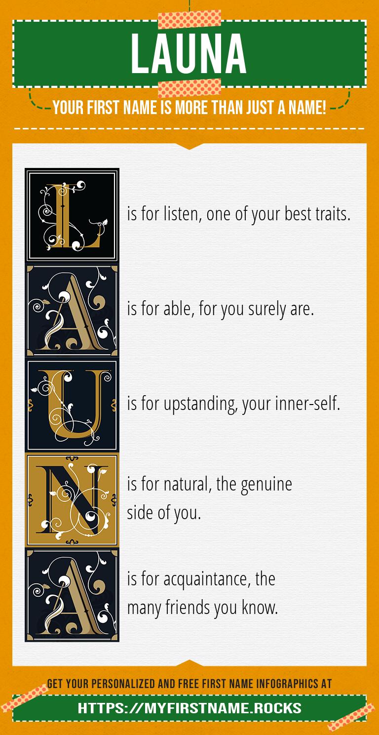 Launa Infographics