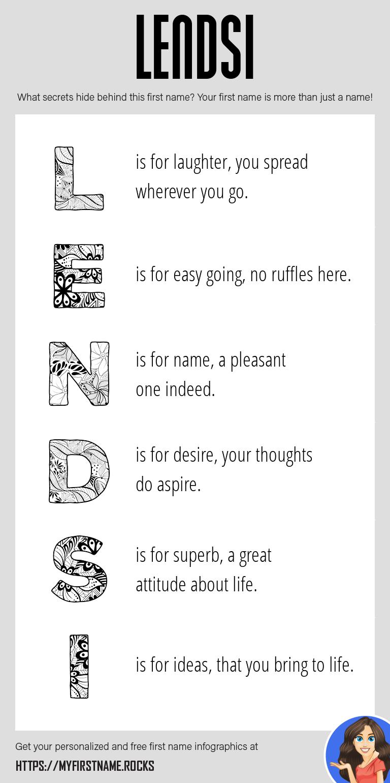Lendsi Infographics