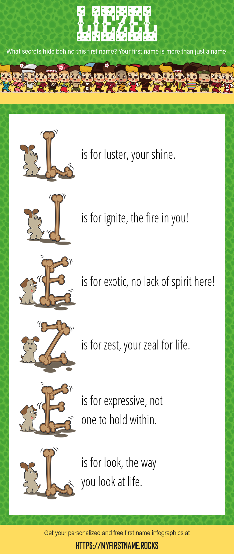Liezel Infographics
