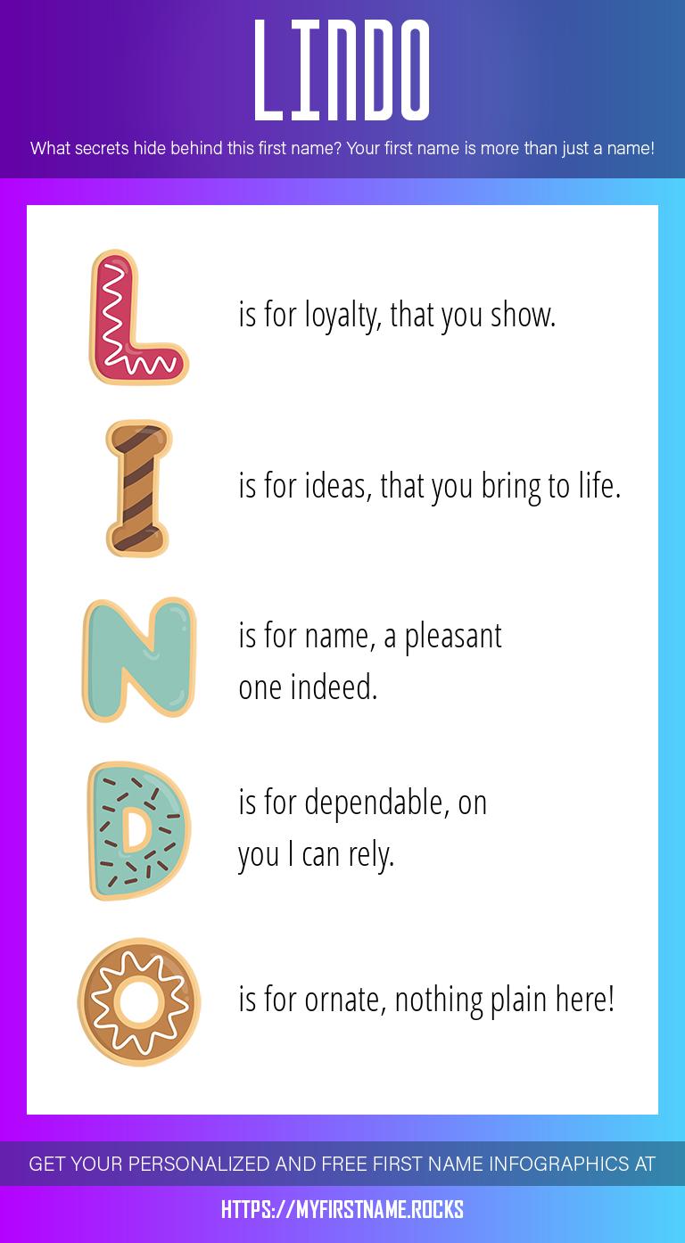 Lindo Infographics