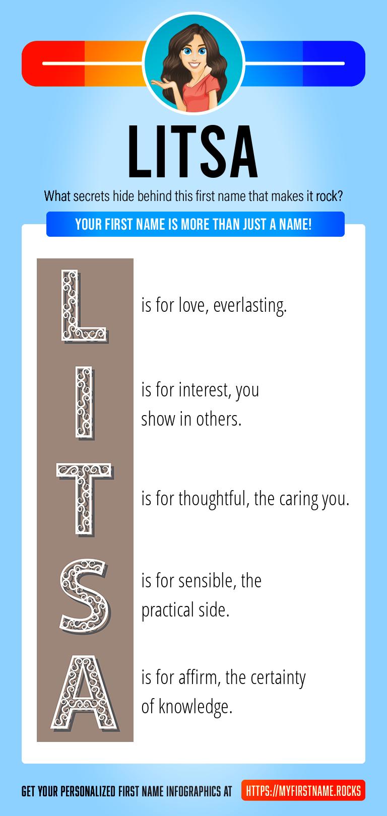 Litsa Infographics