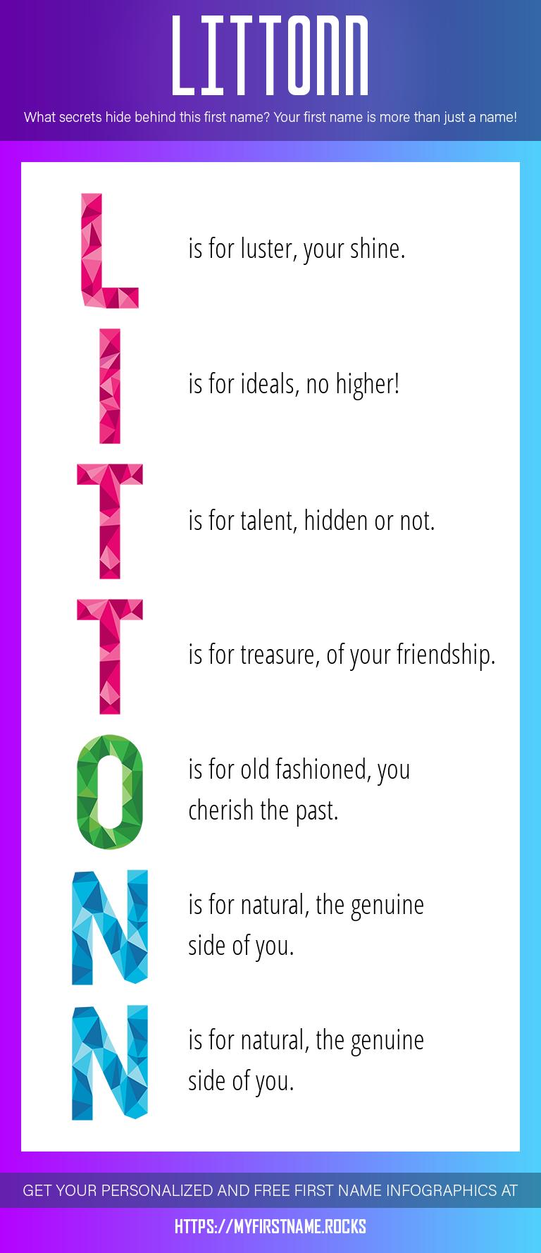 Littonn Infographics