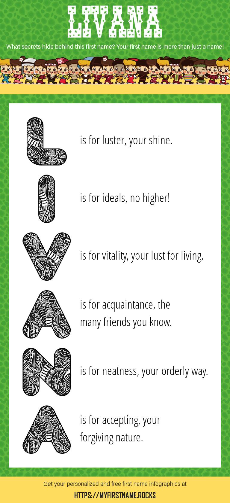 Livana Infographics