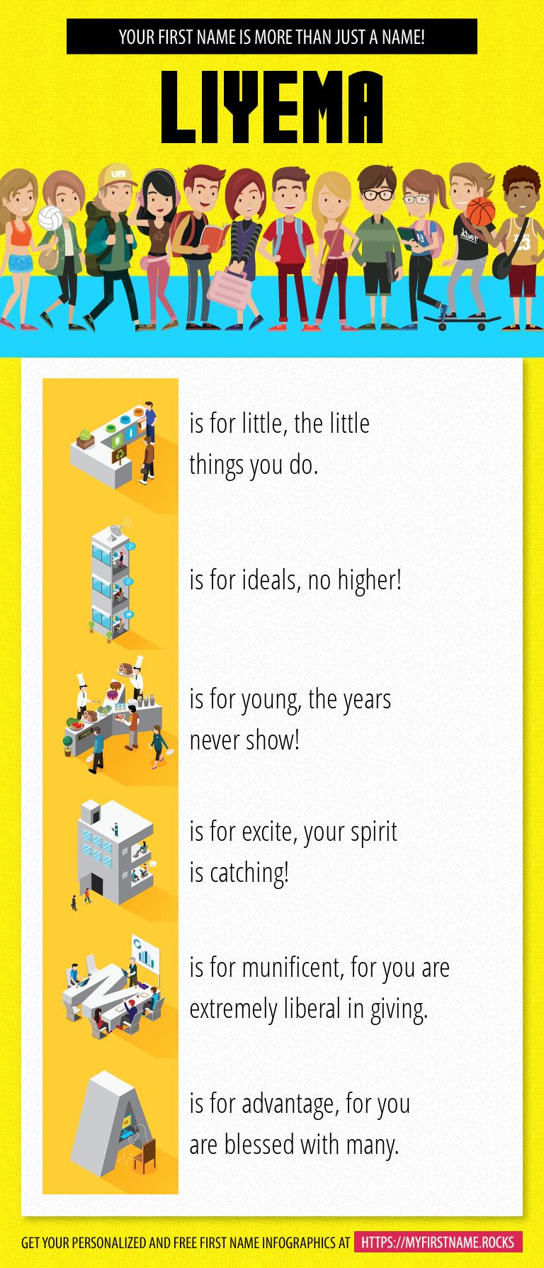 Liyema Infographics