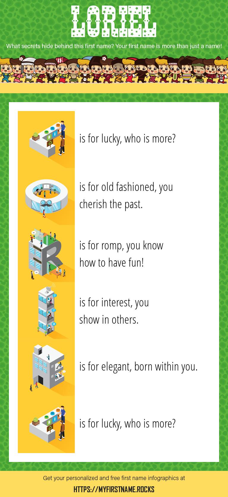Loriel Infographics