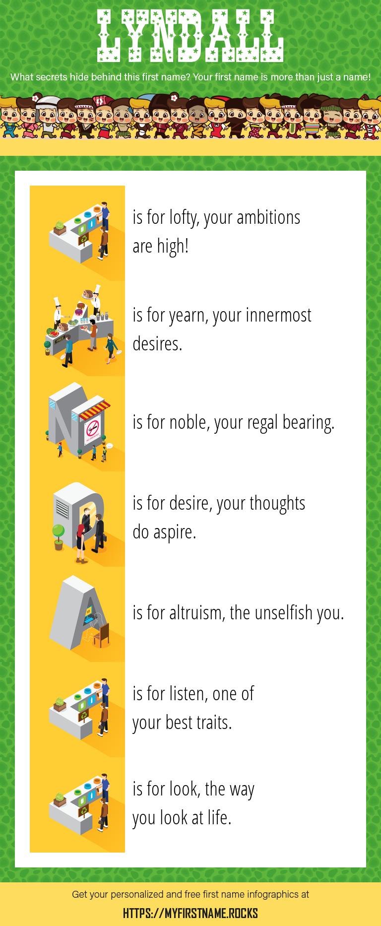 Lyndall Infographics