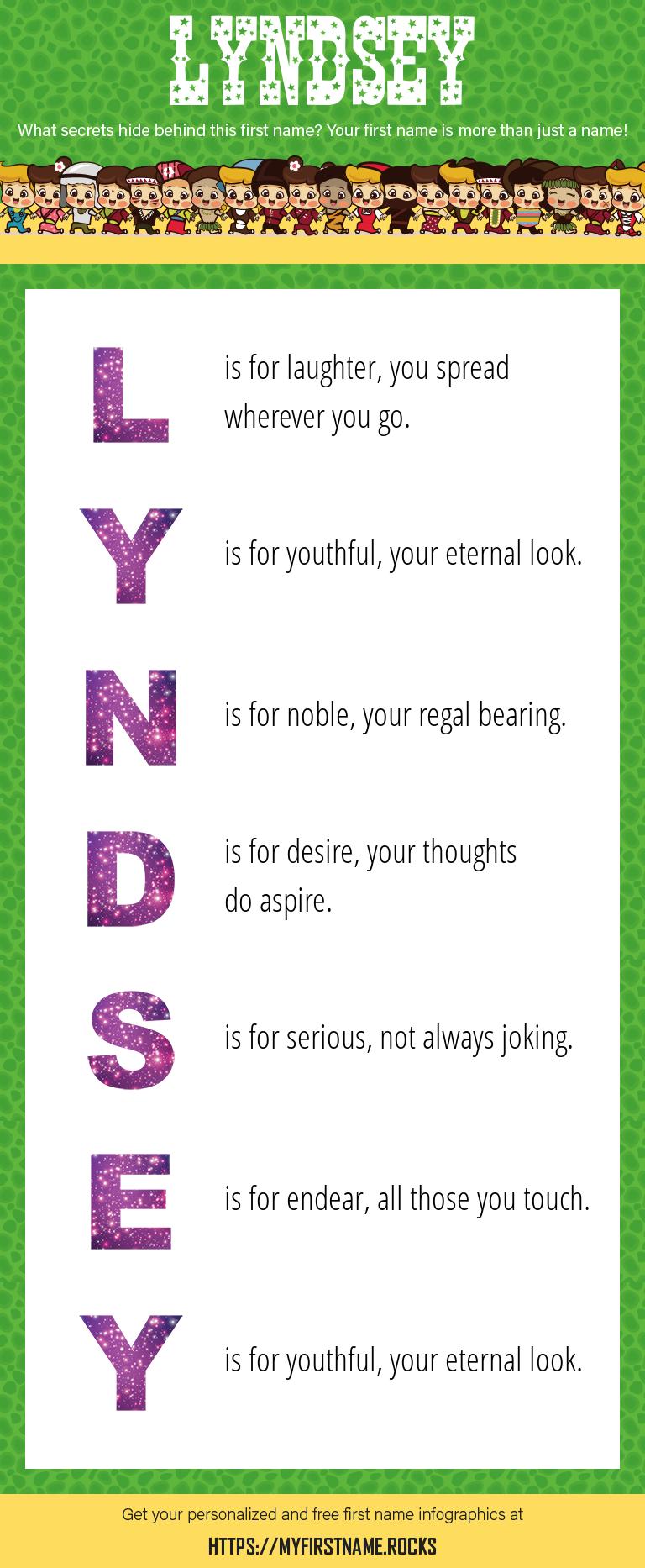 Lyndsey Infographics