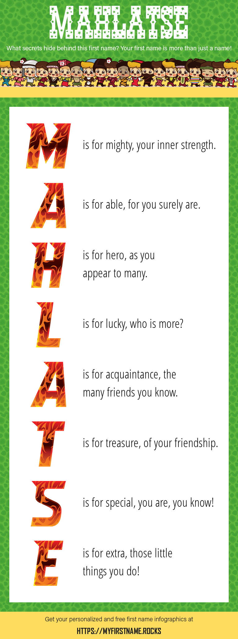 Mahlatse Infographics
