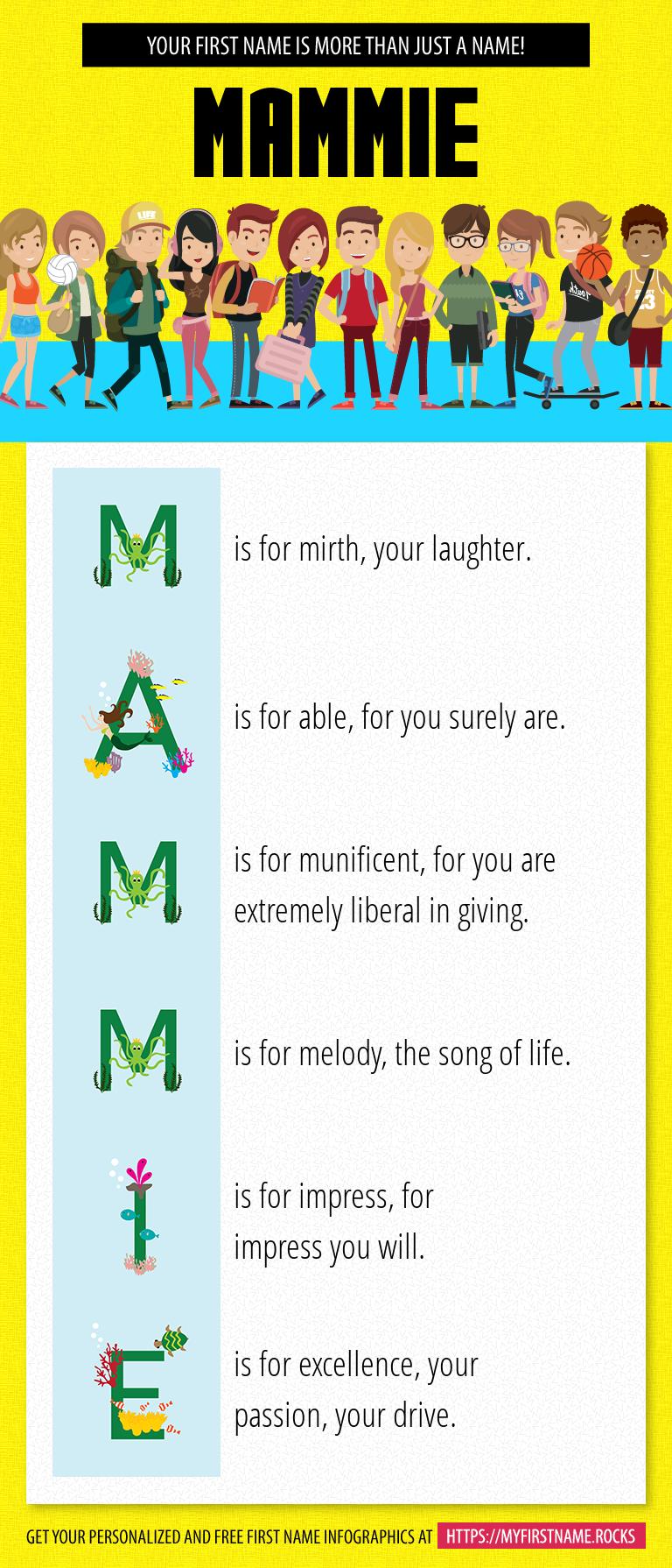 Mammie Infographics