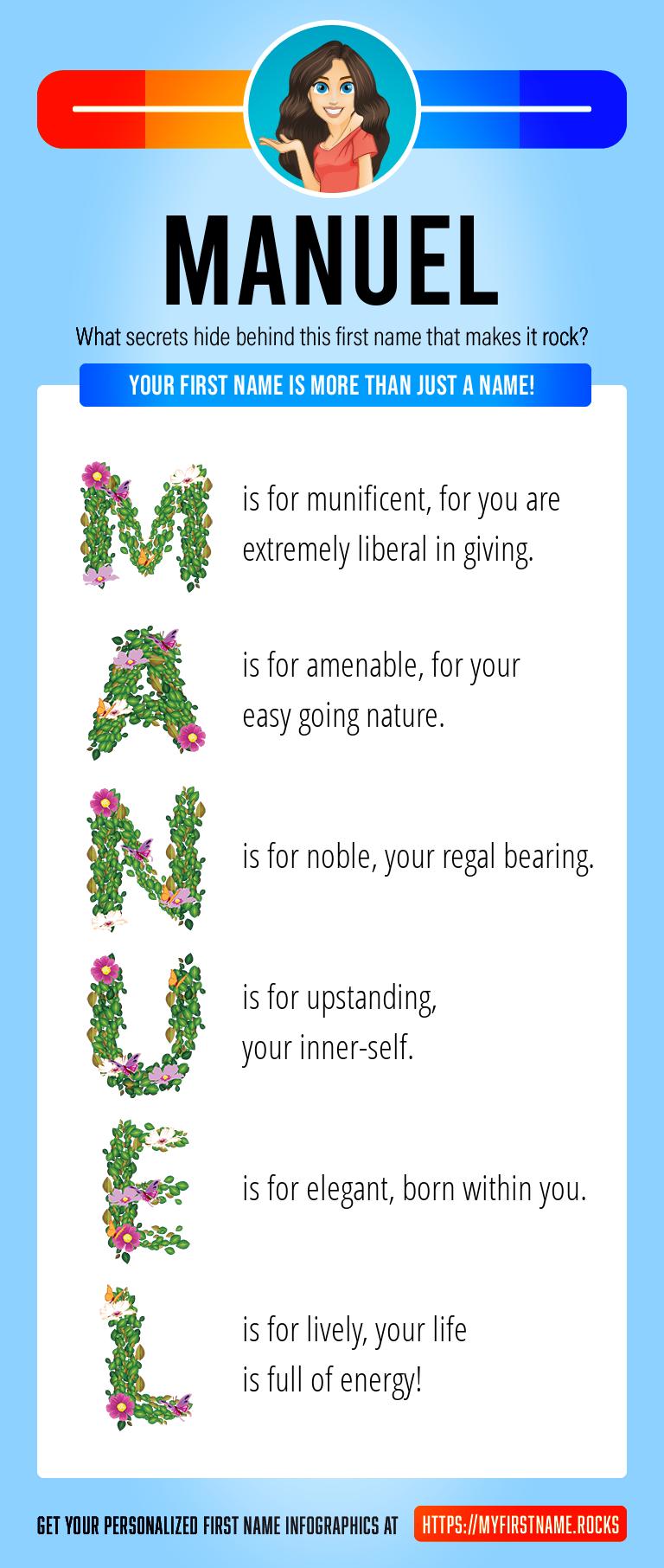 Manuel Infographics
