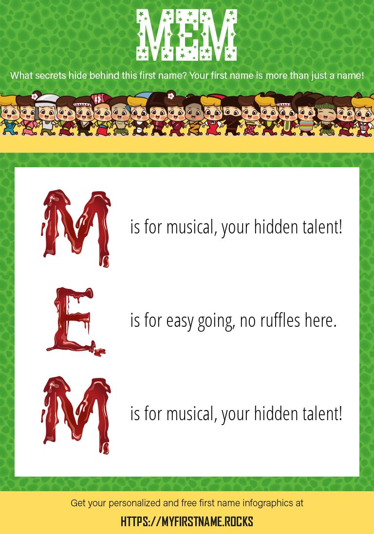 Mem Infographics