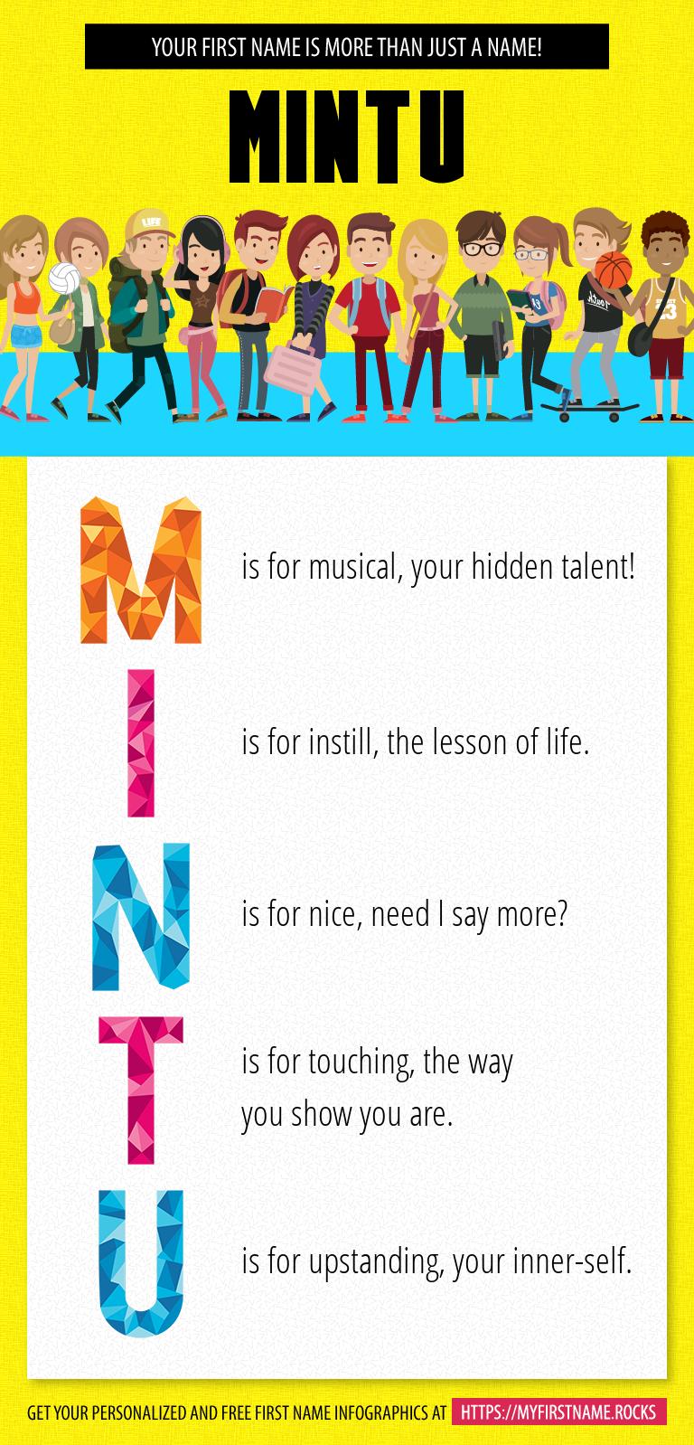 Mintu Infographics