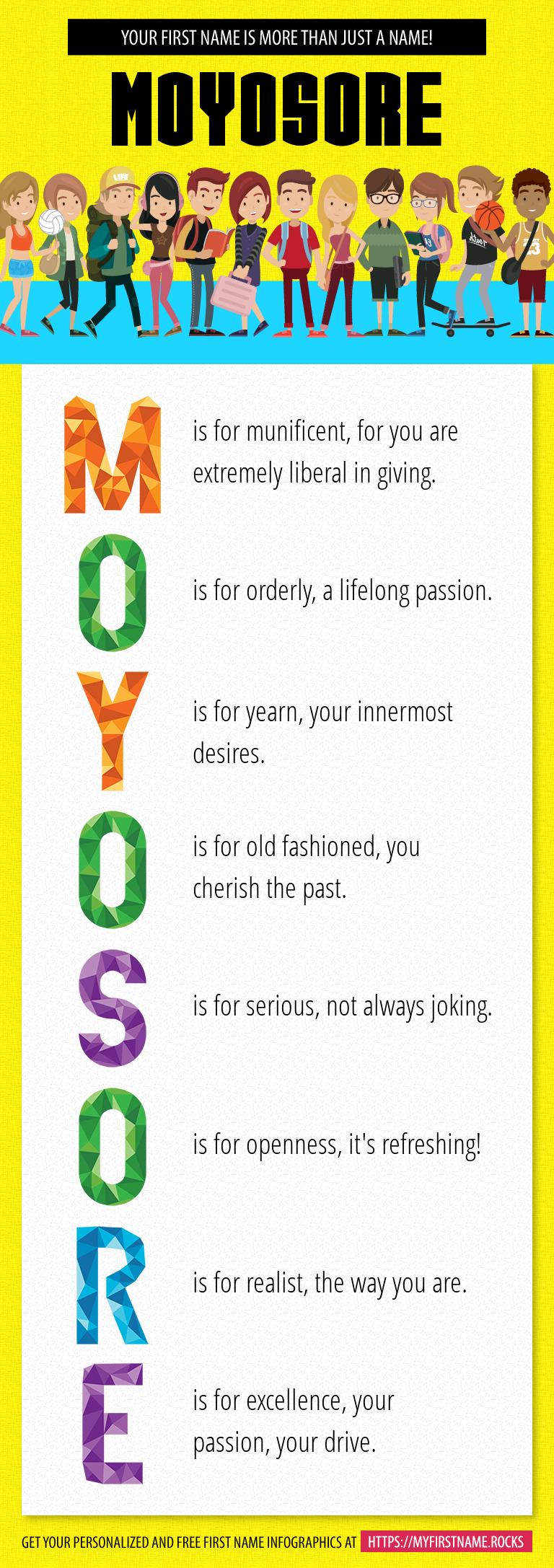 Moyosore Infographics