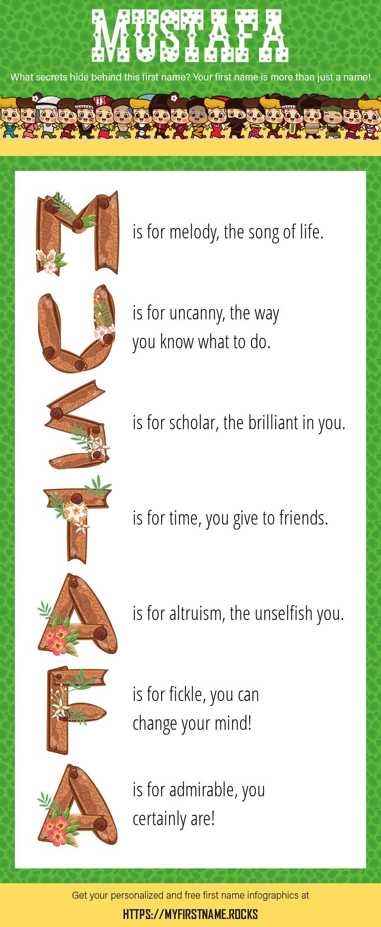 Mustafa Infographics