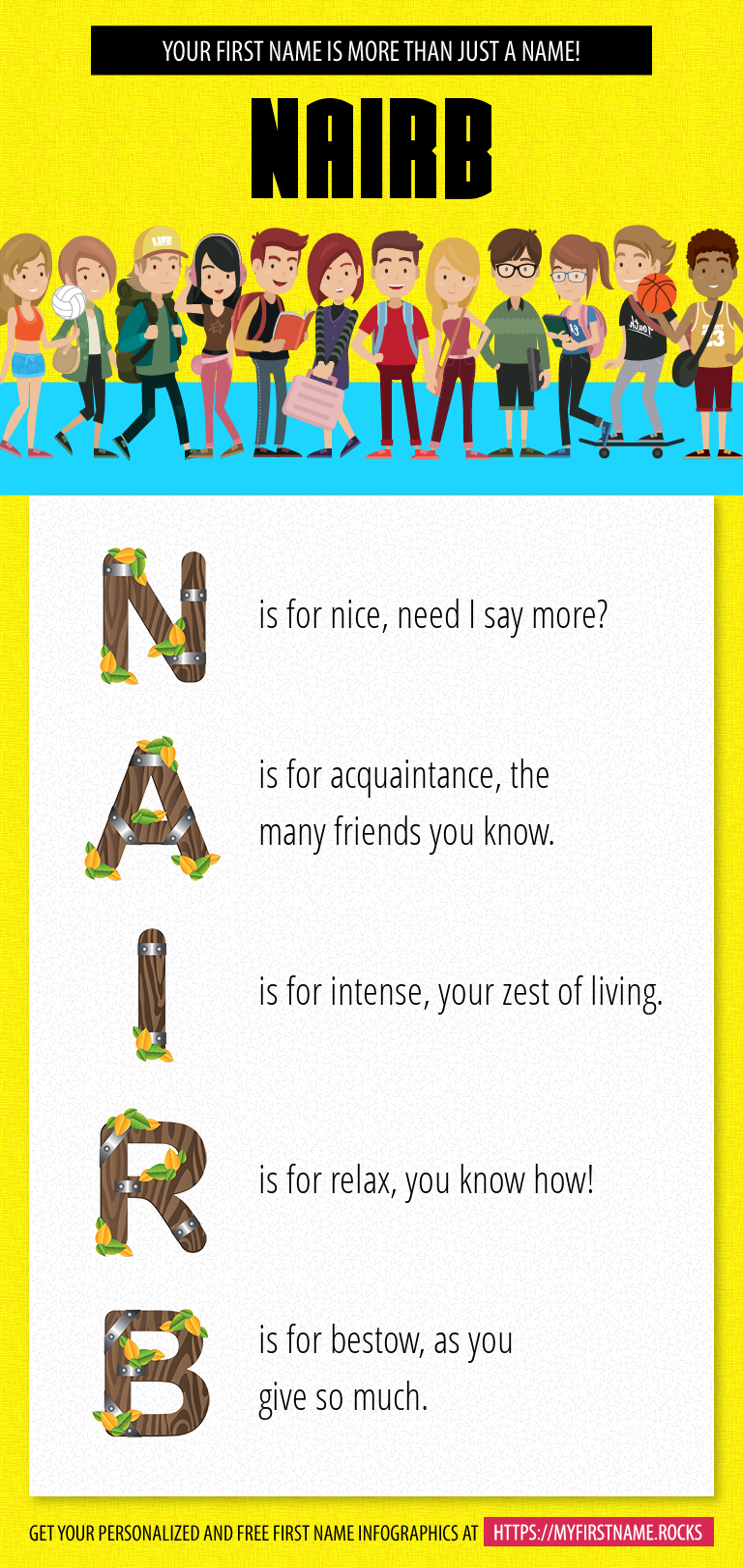 Nairb Infographics