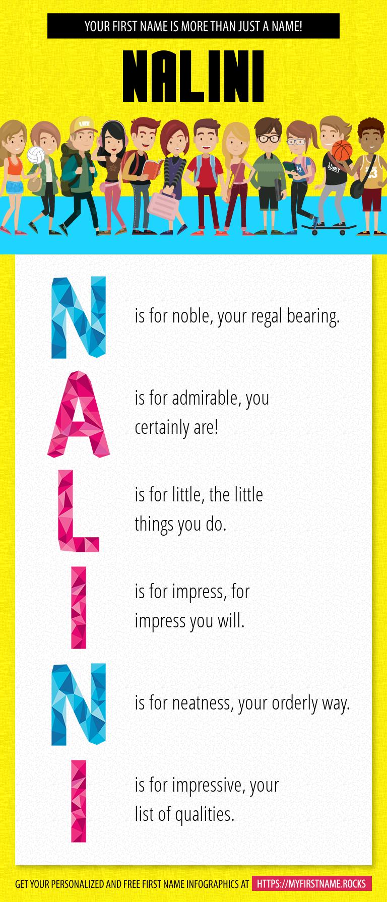 Nalini Infographics