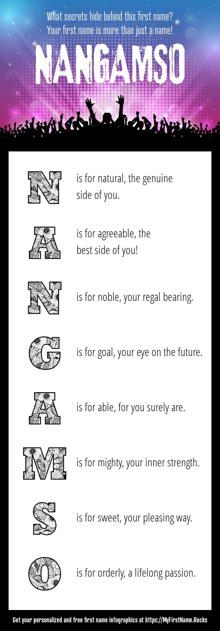 Nangamso Infographics