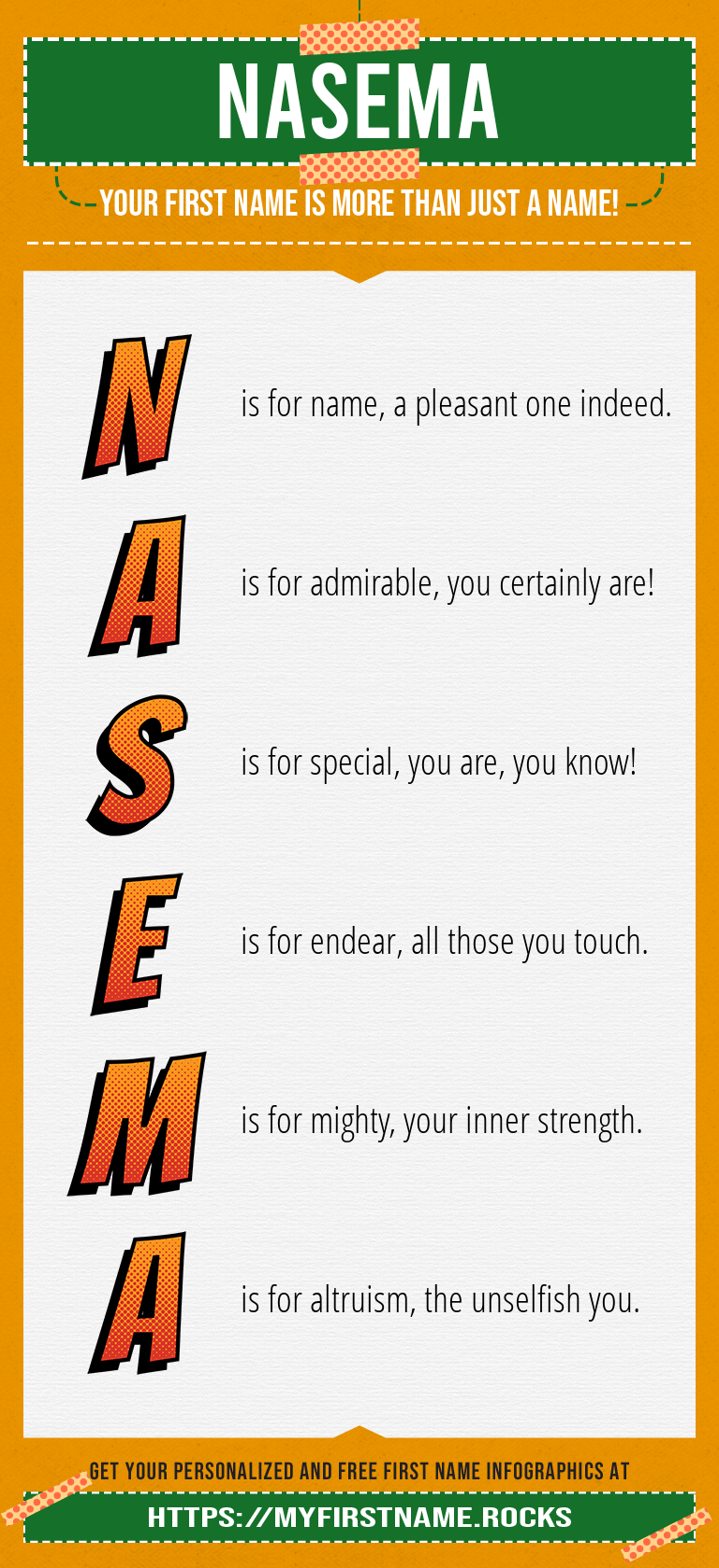 Nasema Infographics
