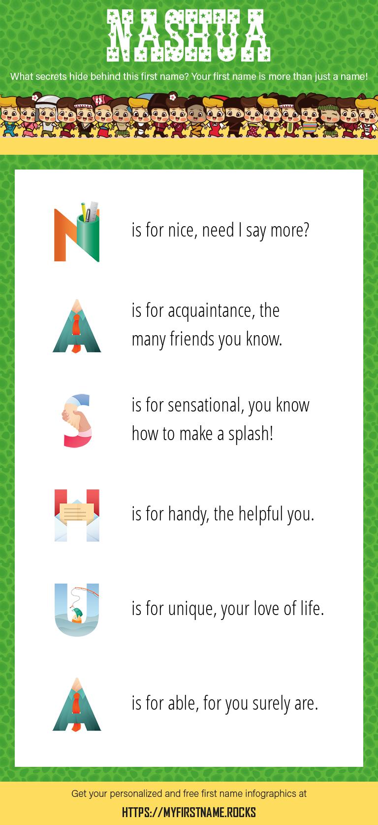 Nashua Infographics