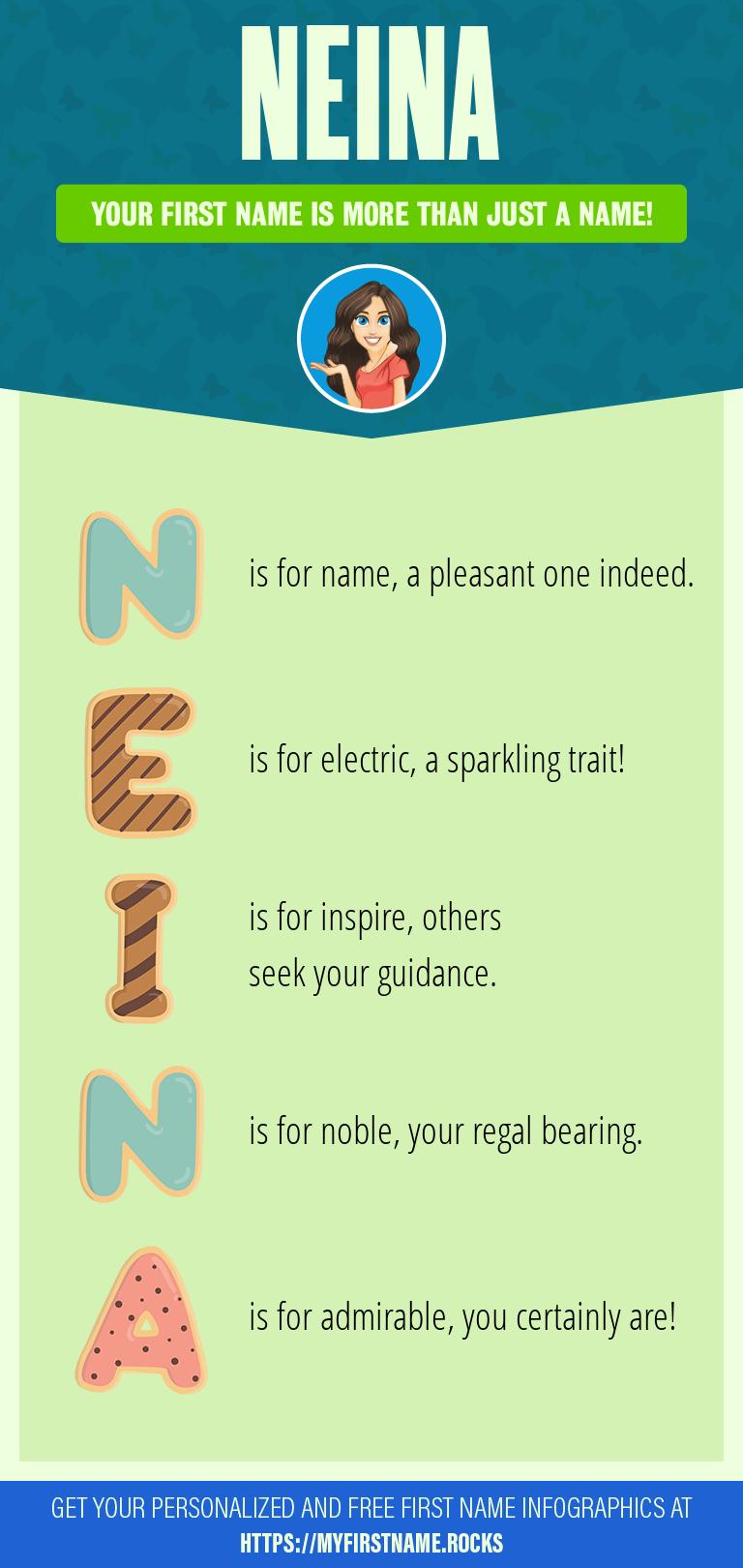 Neina Infographics
