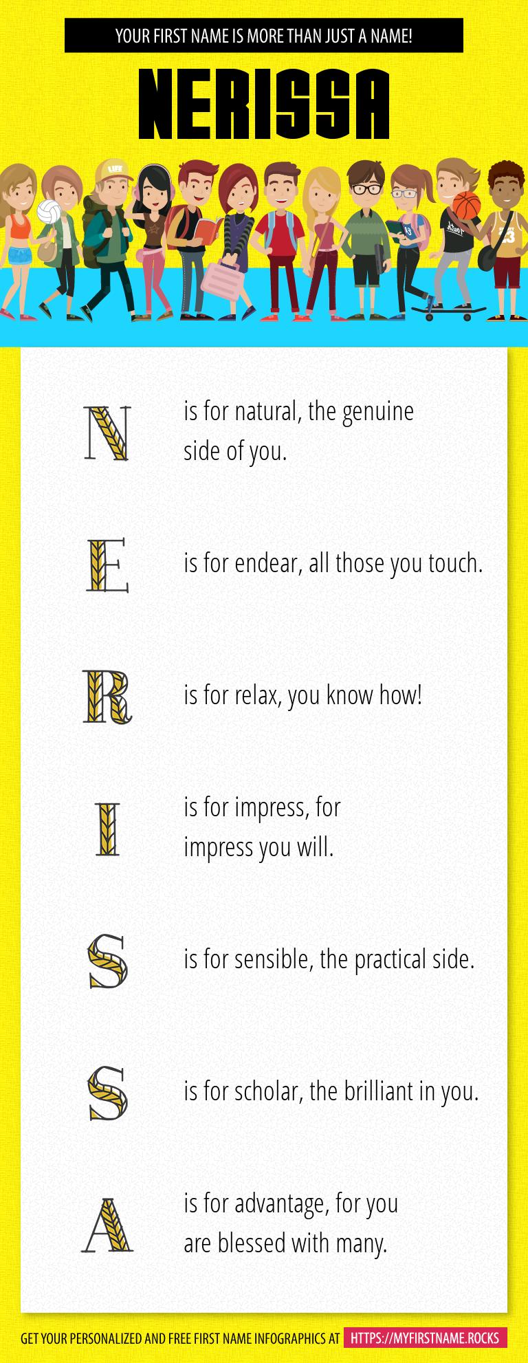 Nerissa Infographics