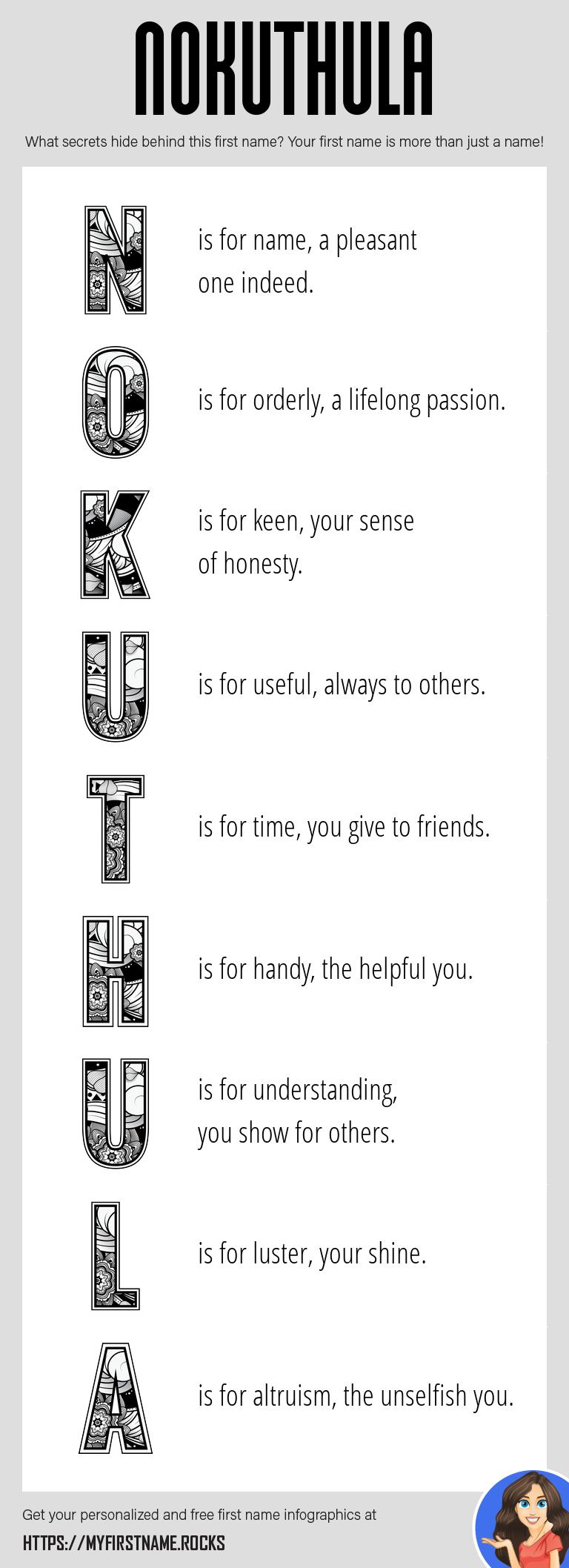 Nokuthula Infographics