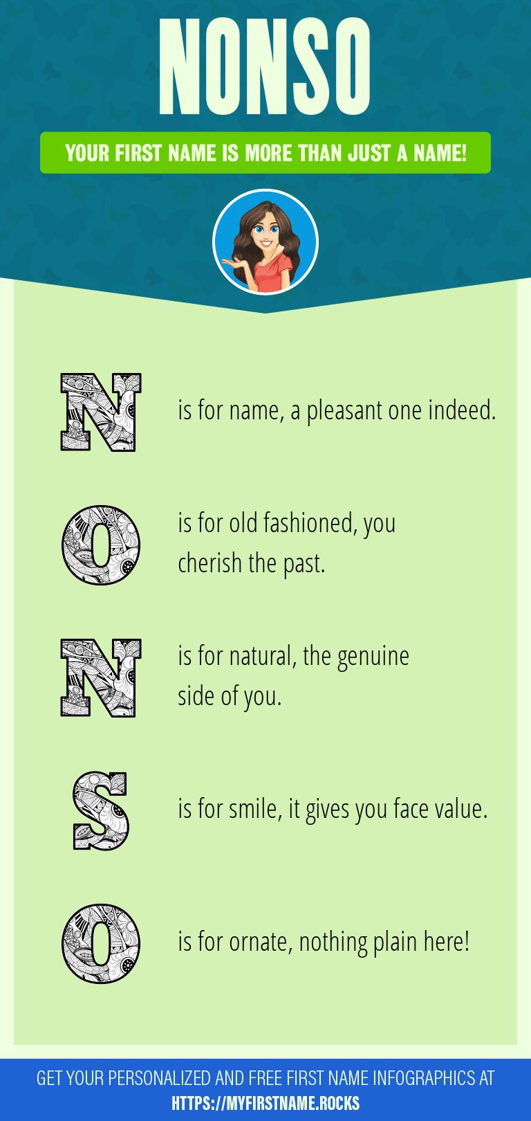 Nonso Infographics