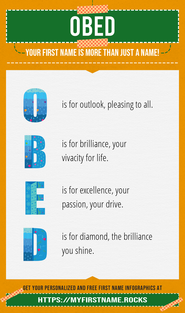 Obed Infographics