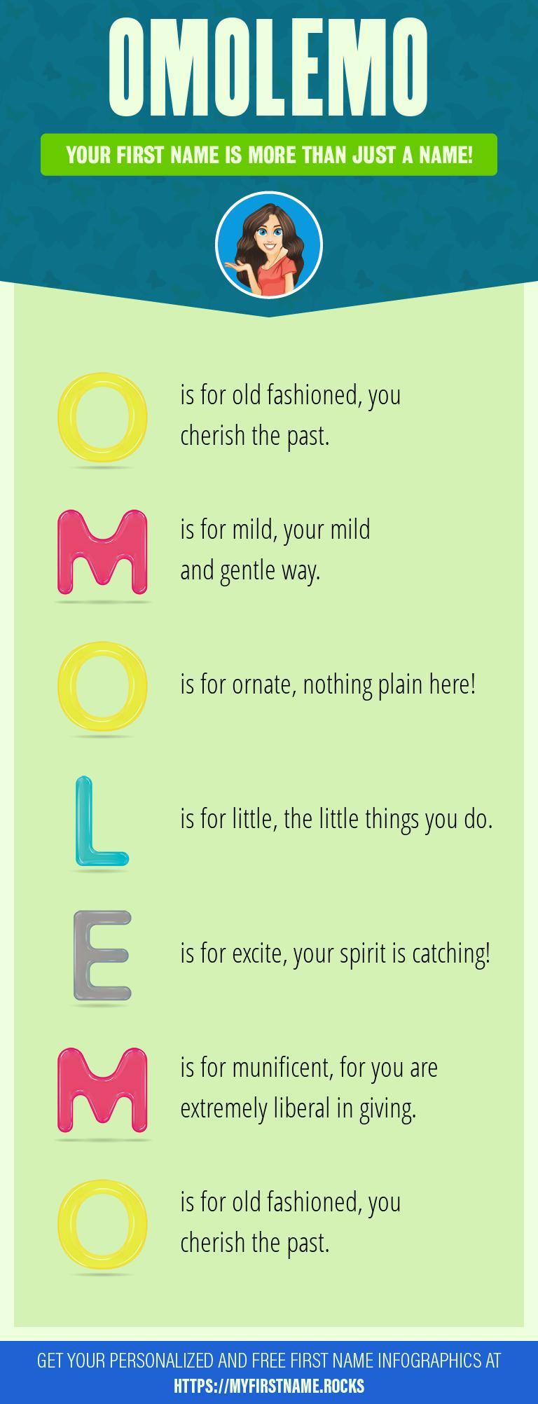 Omolemo Infographics