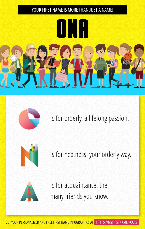 Ona Infographics