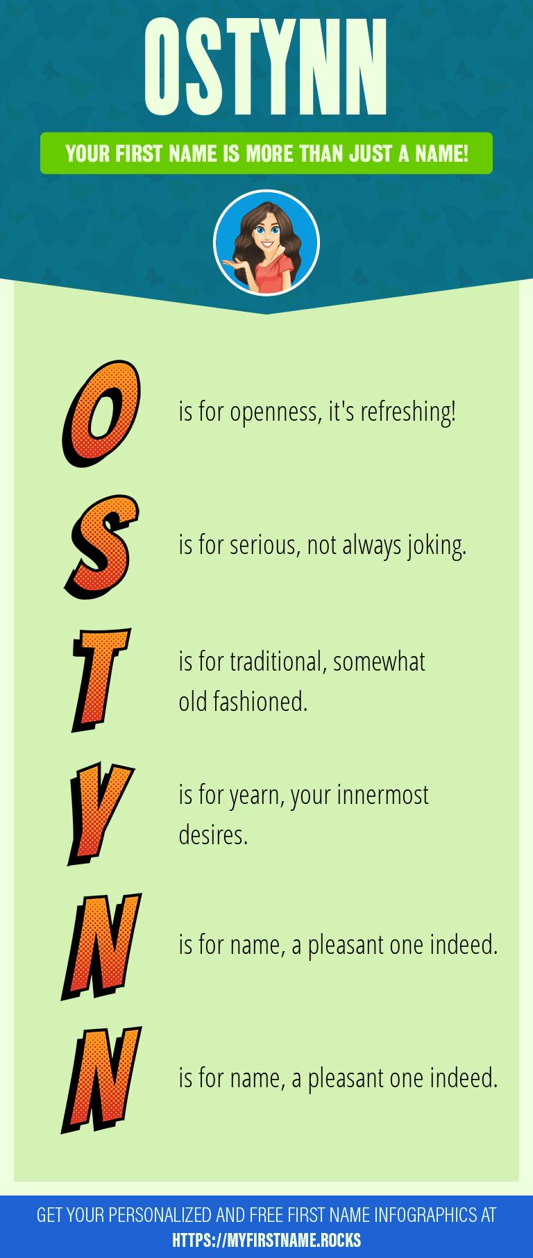 Ostynn Infographics